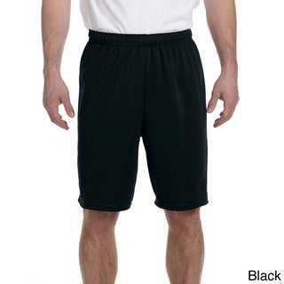 Augusta Men's Moisture-wicking Training Shorts (More options available)