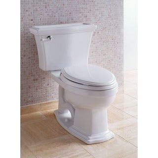 TOTO Eco Clayton CST784SF-01 Cotton White Elongated Toilet
