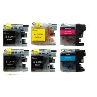 Brother Ink Cartridge for Brother (Pack of 6)