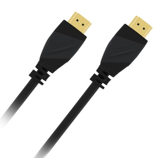 GearIT High-speed Black HDMI Cable (Pack of 5)