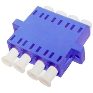 AddOn Female LC/ to Female LC/ SMF Quad Fiber Optic Adapter
