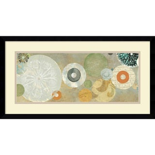Carmen Dolce 'Beach Spa II' Framed Art Print 25 x 13-inch