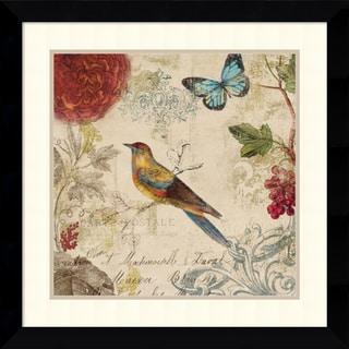 Aimee Wilson 'Nature's Rhapsody' Framed Art Print 26 x 26-inch