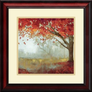 Asia Jensen 'A Sense of Space I' Framed Art Print 19 x 19-inch