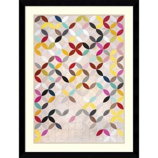 Jodi Fuchs 'Collective' Framed Art Print 32 x 43-inch