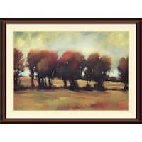 Framed Art Print 'Storm Swept' by Greg Stocks 43 x 32-inch