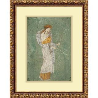 Framed Art Print 'Diana' by Pompeian 15 x 19-inch