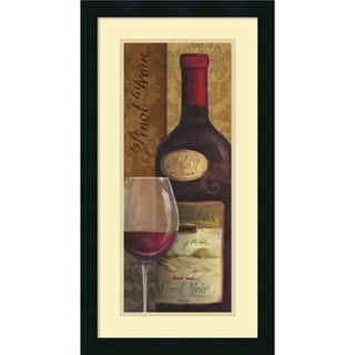 Framed Art Print 'From the Cellar II' by Lisa Audit 14 x 26-inch