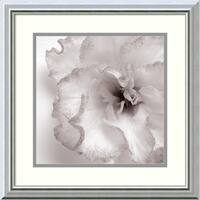 Framed Art Print 'Blossom [Two]' by JK Driggs 18 x 18-inch