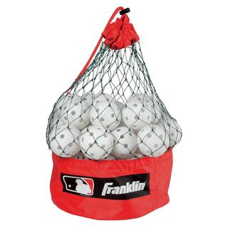 Franklin Sports MLB 9-inch Indestruct-A-Balls (Set of 50)