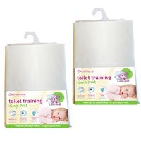 Clevamama Toilet Training Bed Mat (Pack of 2)