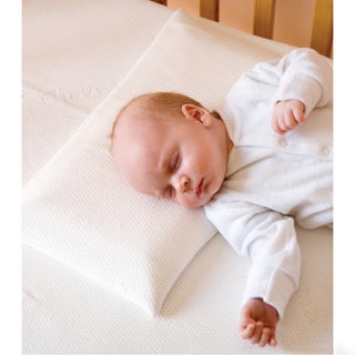 Clevamama Foam Baby Pillow and Cover