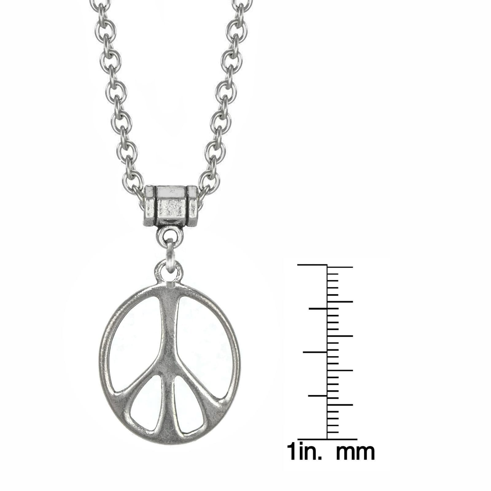 Star Wars Imperial Symbol Silver Plated Pendant with Black Chocker Necklace Set