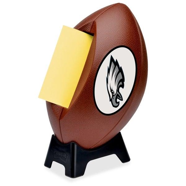 Philadelphia Eagles Post-it Notes Football Dispenser