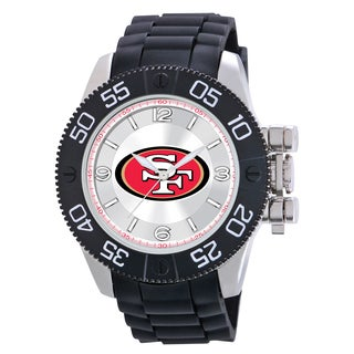 Game Time San Francisco 49ers NFL Men's Beast Watch