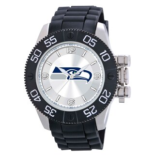 Game Time Seattle Seahawks NFL Men's Beast Watch
