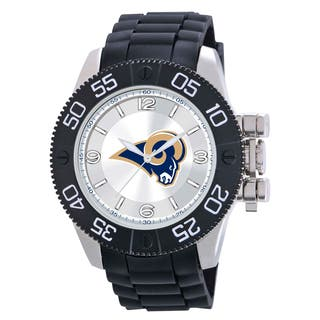 Game Time St. Louis Rams NFL Men's Beast Watch|https://ak1.ostkcdn.com/images/products/9172772/St.-Louis-Rams-NFL-Mens-Beast-Watch-P16349160.jpg?impolicy=medium