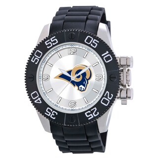 Game Time St. Louis Rams NFL Men's Beast Watch