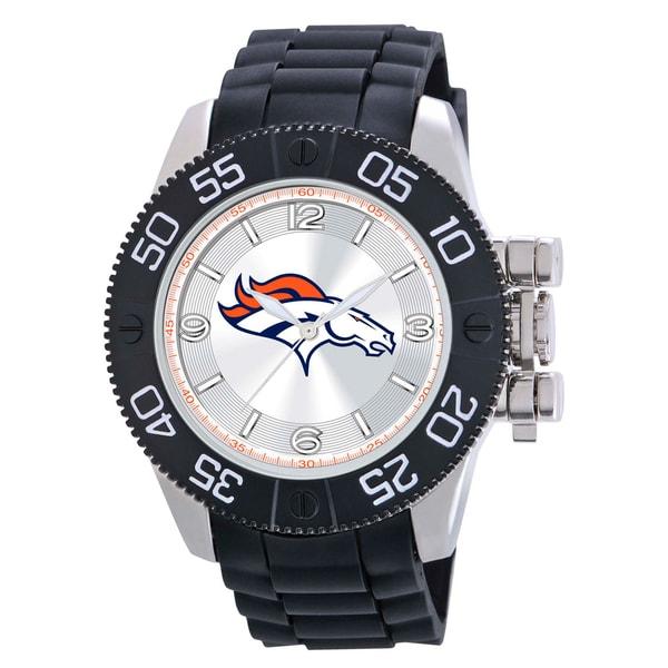 Game Time Denver Broncos NFL Men's Beast Watch