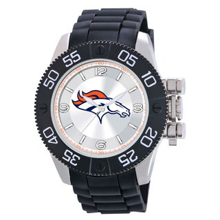 Game Time Denver Broncos NFL Men's Beast Watch