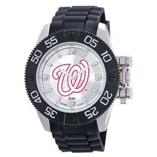 Game Time Washington Nationals MLB Men's Beast Watch