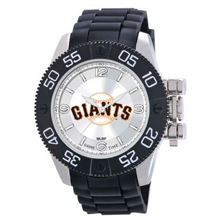 Game Time San Francisco Giants MLB Men's Beast Watch