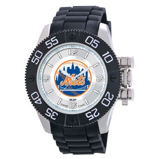 Game Time New York Mets MLB Men's Beast Watch