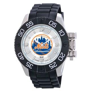 Game Time New York Mets MLB Men's Beast Watch