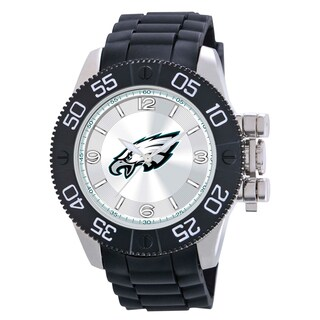 Game Time Philadelphia Eagles NFL Men's Beast Watch