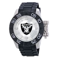 Game Time Oakland Raiders NFL Men's Beast Watch