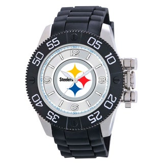 Game Time Pittsburgh Steelers NFL Men's Beast Watch|https://ak1.ostkcdn.com/images/products/9172798/Pittsburgh-Steelers-NFL-Mens-Beast-Watch-P16349165.jpg?_ostk_perf_=percv&impolicy=medium