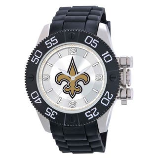 Game Time New Orleans Saints NFL Men's Beast Watch|https://ak1.ostkcdn.com/images/products/9172799/New-Orleans-Saints-NFL-Mens-Beast-Watch-P16349166.jpg?impolicy=medium