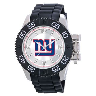 Game Time New York Giants NFL Men's Beast Watch|https://ak1.ostkcdn.com/images/products/9172800/New-York-Giants-NFL-Mens-Beast-Watch-P16349167.jpg?impolicy=medium