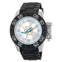Game Time Miami Dolphins NFL Men's Beast Watch