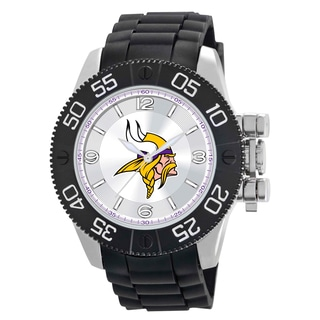 Game Time Minnesota Vikings NFL Men's Beast Watch