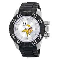 Game Time Minnesota Vikings NFL Men's Beast Watch