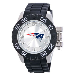Game Time New England Patriots NFL Men's Beast Watch