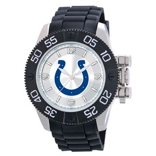Game Time Indianapolis Colts NFL Men's Beast Watch|https://ak1.ostkcdn.com/images/products/9172804/Indianapolis-Colts-NFL-Mens-Beast-Watch-P16349171.jpg?impolicy=medium