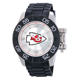 Game Time Kansas City Chiefs NFL Men's Beast Watch