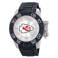 Game Time Kansas City Chiefs NFL Men's Beast Watch