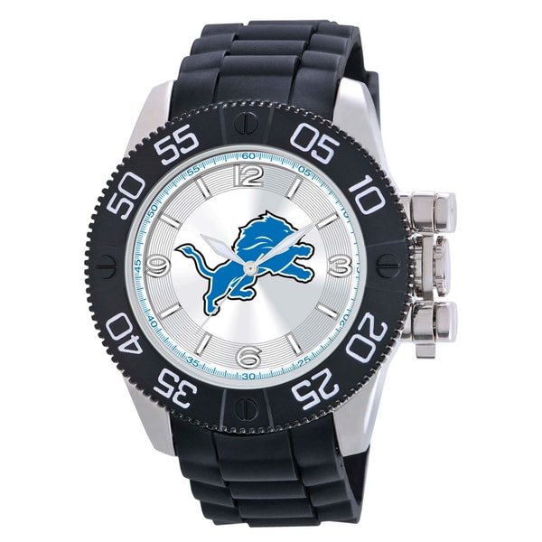 Game Time Detroit Lions NFL Men's Beast Watch