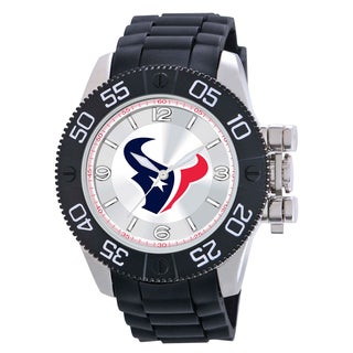 Game Time Houston Texans NFL Men's Beast Watch