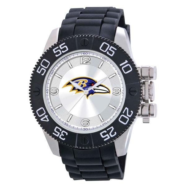 Game Time Baltimore Ravens NFL Men's Beast Watch