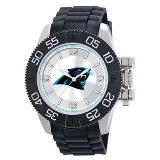 Game Time Carolina Panthers NFL Men's Beast Watch