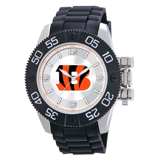 Game Time Cincinnati Bengals NFL Men's Beast Watch