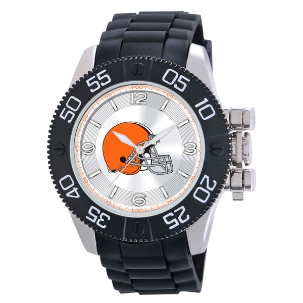 Game Time Cleveland Browns NFL Men's Beast Watch