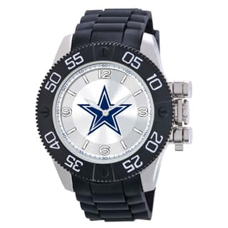 Game Time Dallas Cowboys NFL Men's Beast Watch|https://ak1.ostkcdn.com/images/products/9172819/Dallas-Cowboys-NFL-Mens-Beast-Watch-P16349184.jpg?impolicy=medium