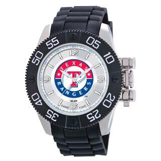 Game Time Texas Rangers MLB Men's Beast Watch
