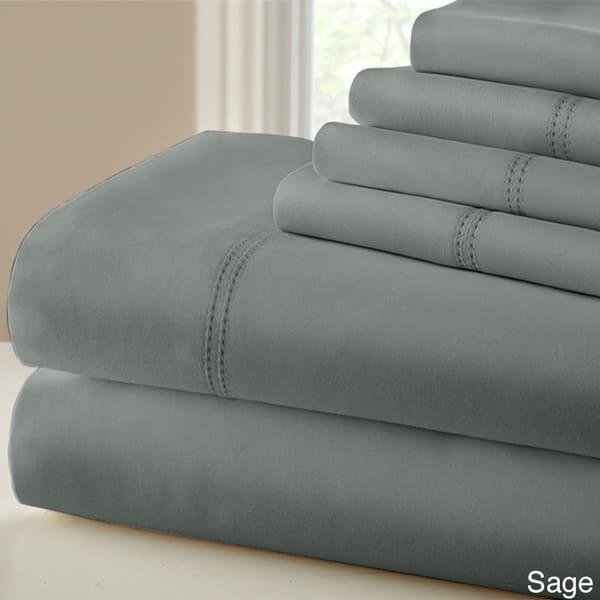 Extra Deep Pocket Bedding Item 1000 TC Egyptian Cotton AU Sizes White Solid
