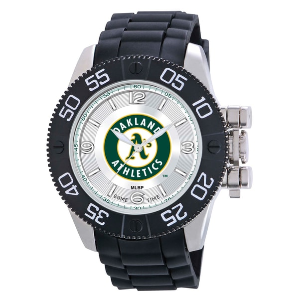 Game Time Oakland Athletics MLB Men's Beast Watch